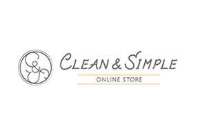 CLEAN & SIMPLE ONLINE STORE